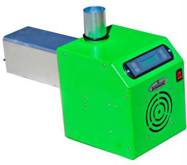 Kod modela 100- 5000 KW odvod tople vode iz kotla je sa gornje
